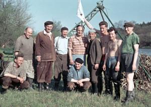 brigádníci na Václavce