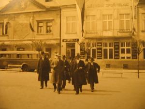 náš výbor v Brandýse 1932